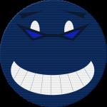 troll grin